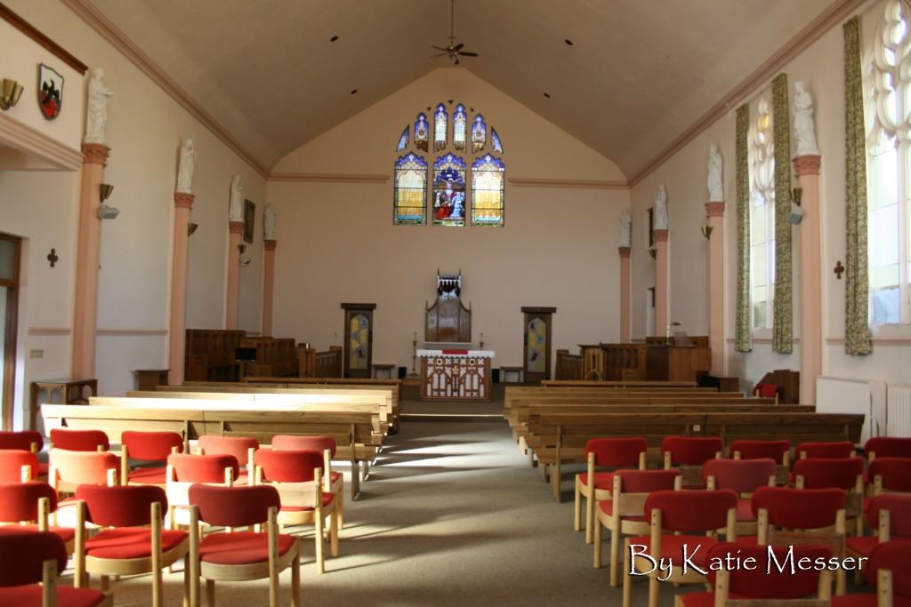 Katie's Chapel Pic